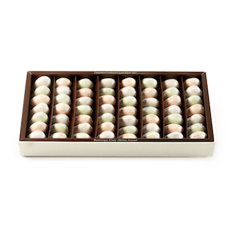 Amandes De Bellecour Box of 56 pieces