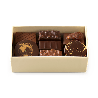 Assortiment de Chocolats Coffret de 120g