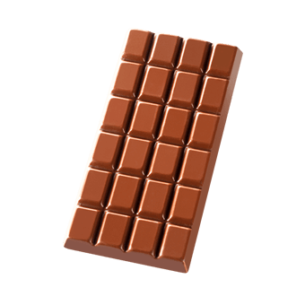 45% Milk Chocolate bar