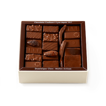 Assortiment de Chocolats au Lait