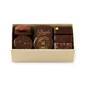 Assortiment de Chocolats Noir