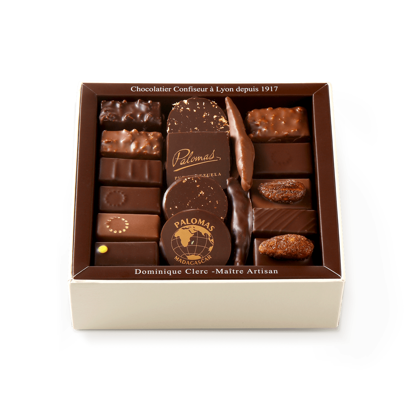 Chocolate Assortment 250g box