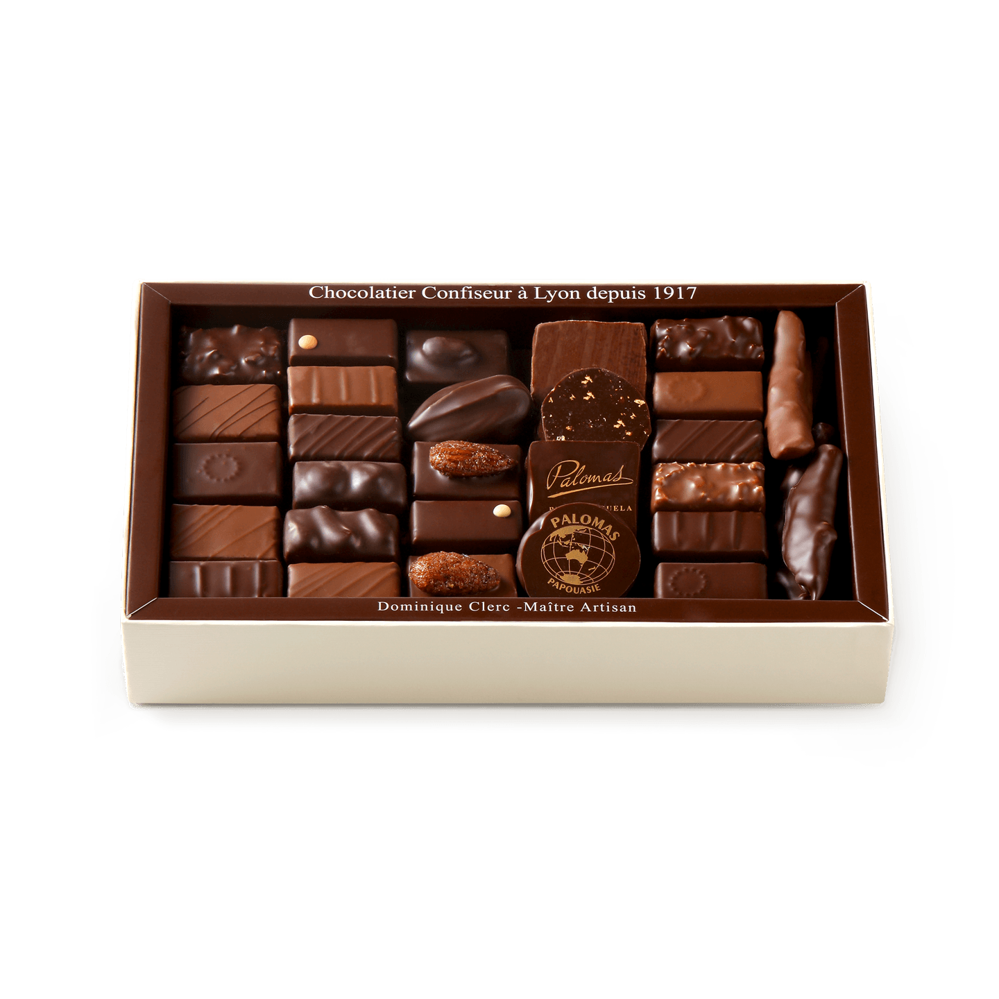 Chocolate Assortment 500g box