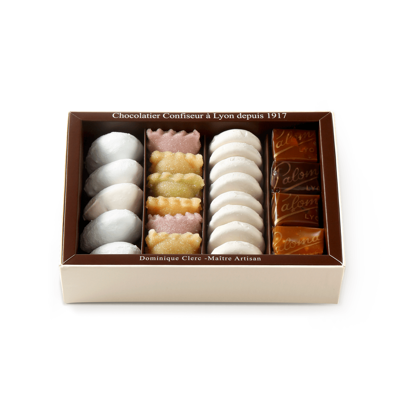 Assortment of Confectioneries Box of 27 pieces