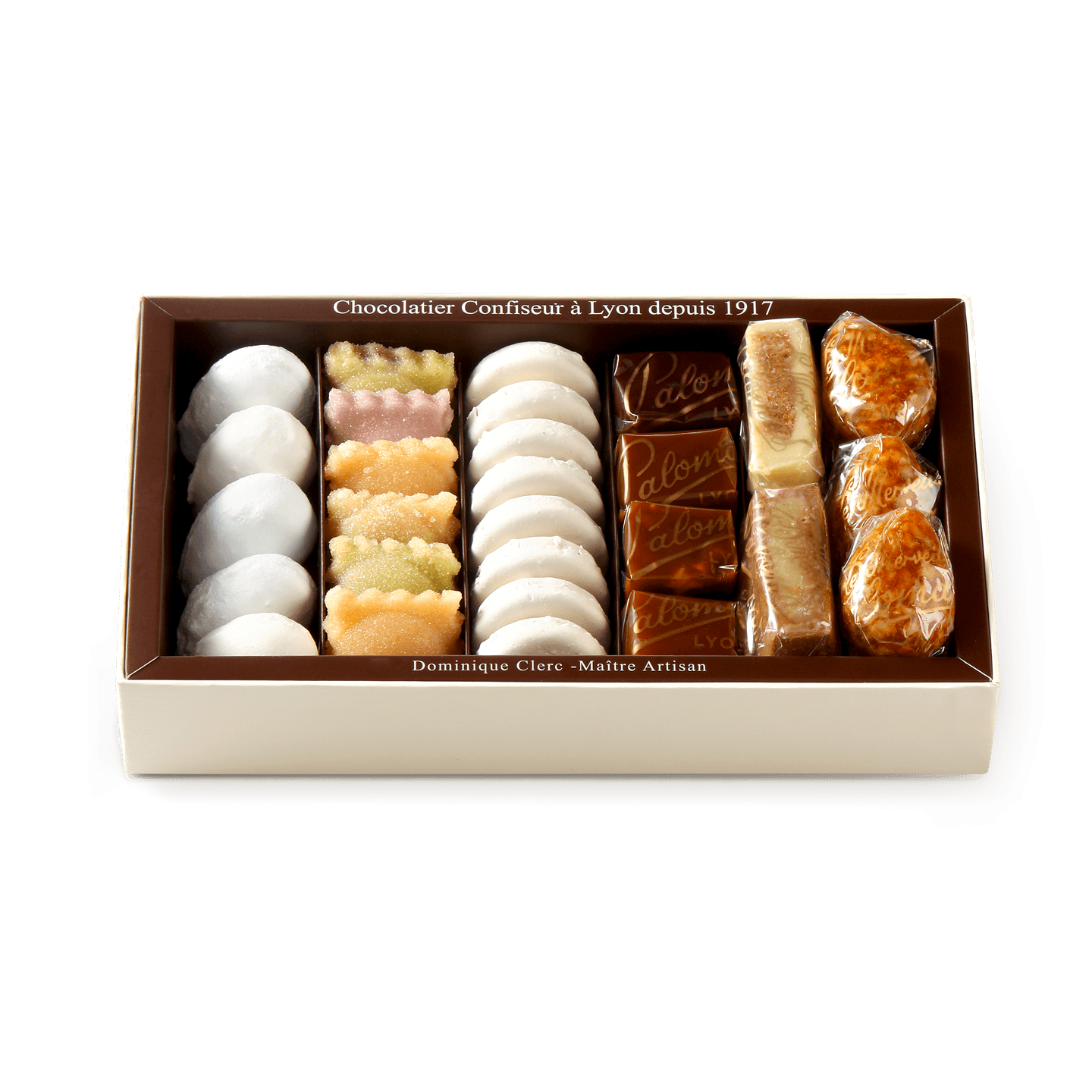 Assortment of Confectioneries Box of 36 pieces