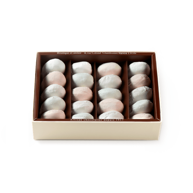 Amandes Bellecour® Box of 20 pieces