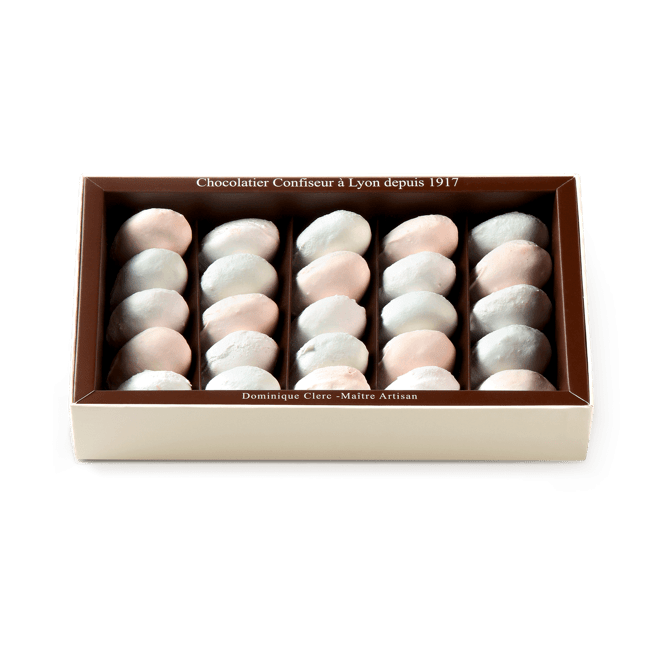 Amandes Bellecour® Box of 25 pieces