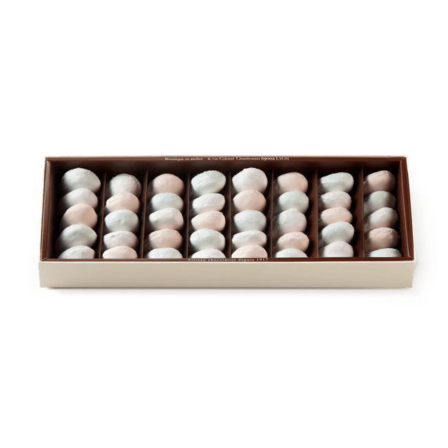 Amandes Bellecour® Box of 40 pieces