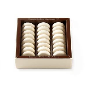 Palomas Palets de Fourvière® Box of 27 pieces