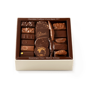 Palomas Chocolate Assortment 250g box