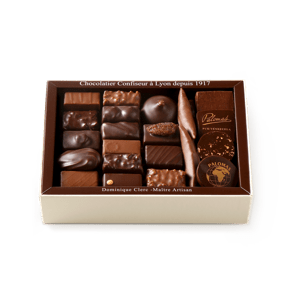 Palomas Chocolate Assortment 375g box