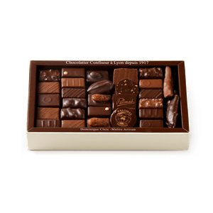 Palomas Chocolate Assortment 500g box