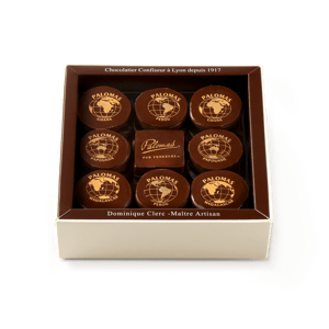 Palomas Classic Palets Box of 27 pieces