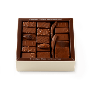 Palomas Chocolate Assortment Milk 250g box