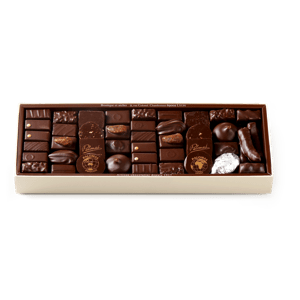 Palomas Chocolate Assortment Dark 750g box