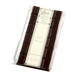 Palomas Dark Bar 100% Ecuador 1 piece of 90g