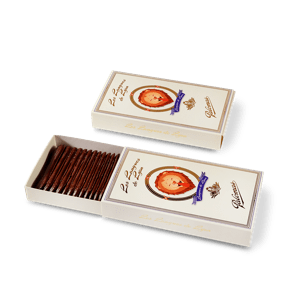 Palomas Langues de Lyon® Dark Box of 150g