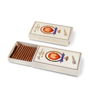 Palomas Langues de Lyon® Milk Box of 150g