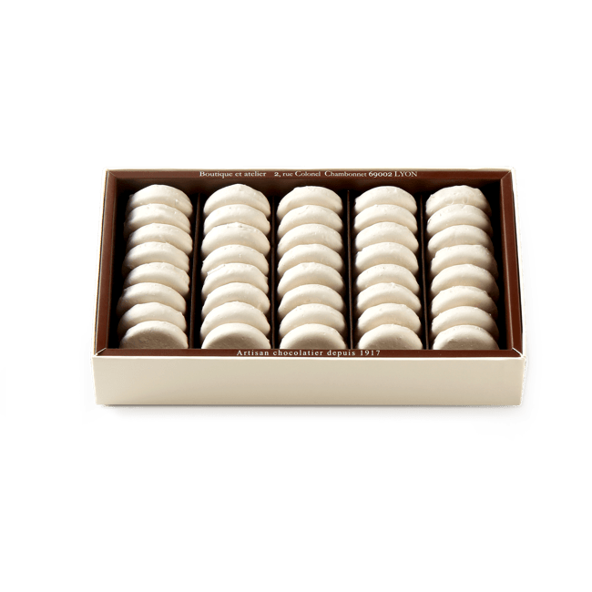 Palets de Fourvière® Box of 40 pieces
