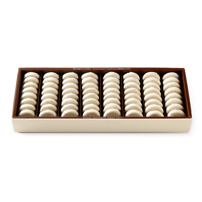 Palets de Fourvière® Box of 64 pieces